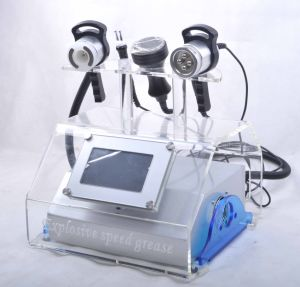 5 in 1 Ultrasonic Cavitation Ultrasound Tripolar Sixpolar RF Radio Frequency Bio Beauty Devices pictures & photos