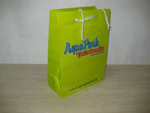 157GSM Coated Art Paper Gift Shopping Bag (hbpb-70) pictures & photos