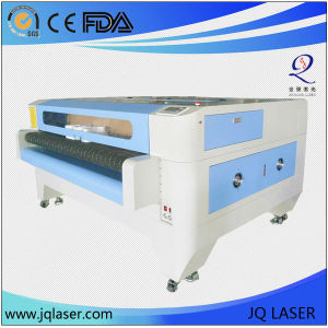 Jq-1610 Fabric Laser Cutting Machine pictures & photos