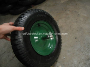Rubber Wheel for Saudi Arabia pictures & photos