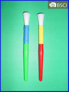 Double Color Plastic Handle Art Brush (AB-006) pictures & photos