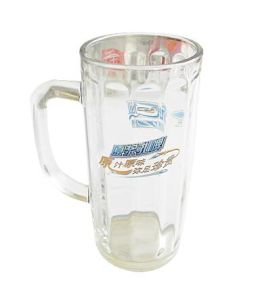 High Quality Glass Mug Wigh Good Price Kb-H0093 pictures & photos