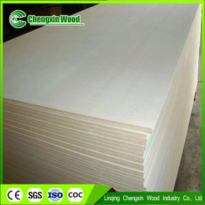 Wood Grain Melamine MDF 1220X2440mm pictures & photos