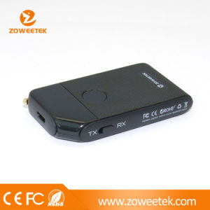 Zoweetek NFC- Enabled Wireless Bluetooth Transmitter Receiver 2 in 1 for Any Audio Player Zw-419 pictures & photos