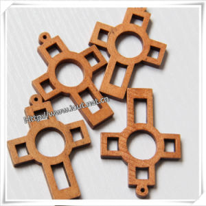 Beautiful Christian Religious Small Wooden Cross (IO-cw014) pictures & photos