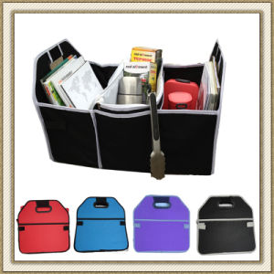 Foldable Trunk Organizer and Cooler Set pictures & photos
