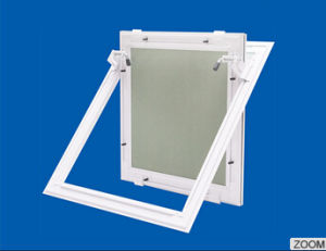 Gypsum Ceiling Access Panel with Touch Lock and Safety Wire 300X300mm Ap002 pictures & photos