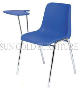 Training Chair with Writing Pad School Furniture (SZ-SF28) pictures & photos