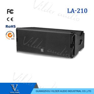 La-210 2-Way Double 10′′ Woofer Speaker Line Array pictures & photos