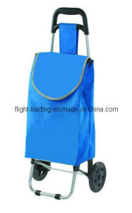 Waterproof Light Weight New Folding 2 Wheel Shopping Trolley pictures & photos
