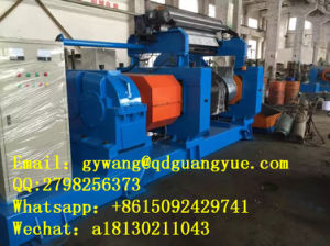 Rubber Mixing Mill Two Roll Open Mixing Mill pictures & photos