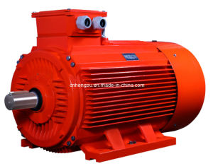 Ye2 Series High Efficiency Three-Phase Induction Motor (Y2-355L-4, 315kw, B3) pictures & photos