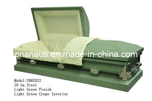 20 Ga Steel Casket Us Style 20h2022 pictures & photos
