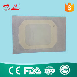 Disposable Medical Adhesive Sterile IV Dressing Transparent I. V. Dressing pictures & photos