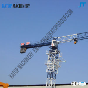 Katop Brand Qtz80 PT5610 Topless Tower Crane for Construction Site pictures & photos