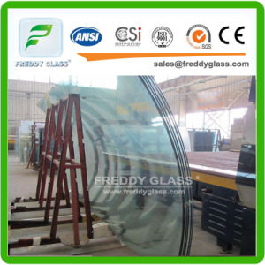 3-25mm Tempered Glass/Toughened Glass/Annealed Glass/Safety Glass/Door Glass with Polised Edges pictures & photos