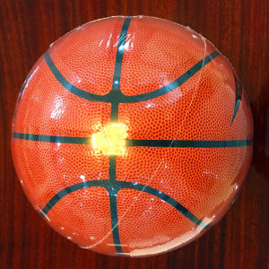Basketball Customized Wear-Resisting Quality Cheap 8pieces 4#5#6#7# Sg5125 PU Basketball pictures & photos