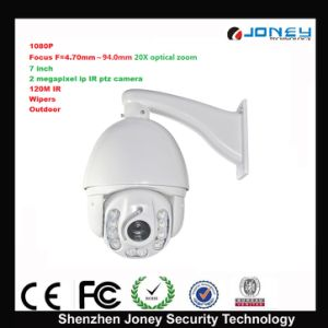 2 Megapixel Outdoor Mini 10X Optical Zoom PTZ IP Camera pictures & photos