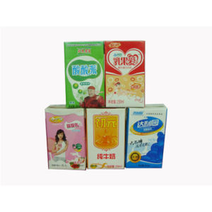 China Heli Packaging Box for Milk and Juice pictures & photos