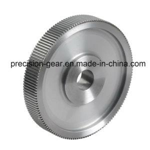 High Precision Metal Spur Gear/Custom Spur Gear