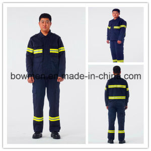MOQ Flame Retardant Coverall-Flame Resistant Uniform-Protective Workwear