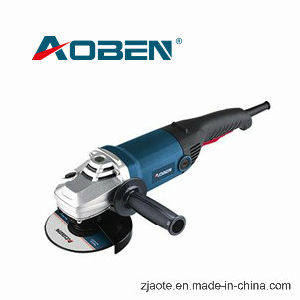 150/180mm 1800W Professional Angle Grinder Power Tool (AT3126) pictures & photos