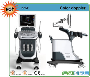DC-7 Full Digital Color Doppler 4D Ultrasound Machine pictures & photos