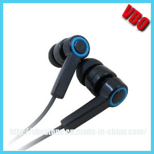 High-End in-Ear Headphone with Flat Cable pictures & photos