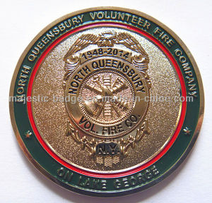 Metal Craft Challenge Coin (MJ- Coin 115) pictures & photos