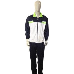 Unisex Custom School Uniform Joggingsuits Sport Tracksuits pictures & photos