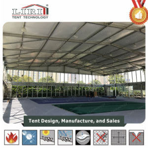 Two Story Tent: Double Decker for Catering and Sport Center pictures & photos