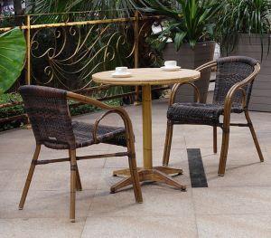 China Bamboo Furntiure Wicker Outdoor Furntiure Plastic