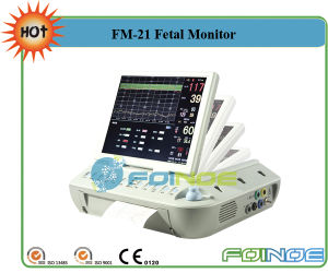 FM-21 CE Approved Fetal Monitor pictures & photos