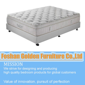 Canton Fair Pillow Top Spring Bed Mattress pictures & photos