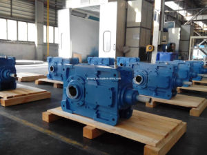 Industrial Bevel-Helical Gear Box pictures & photos