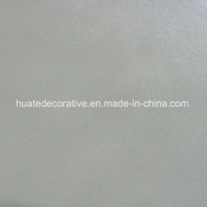 Super White Melamine Paper with Withe Metallic, Color Metallic Available