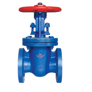 GOST Heavy Cast Iron Gate Valve