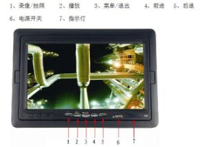 Industry Crawler Robots Camera for 80mm -- 500mm Pipe Inspection pictures & photos