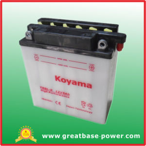 12V 5ah Dry Motor Battery pictures & photos