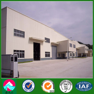 Sandwich Panel Cladding Light Steel Building (XGZ-SSW 198) pictures & photos