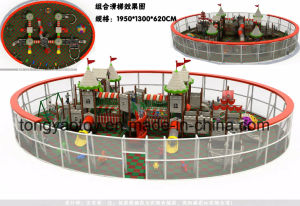 New Design Outdoor Playground for Children (TY-170117) pictures & photos