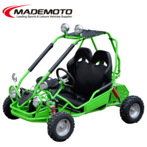 450W Electric Go Kart for Kids pictures & photos