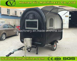 Hot! ! Europe Standard Mobile Food Cart with CE pictures & photos