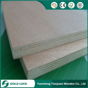 Full Poplar Core Furniture Okume Plywood pictures & photos