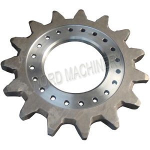 Sand Casting Sprocket Gear for Transmission Industrial Equipment pictures & photos