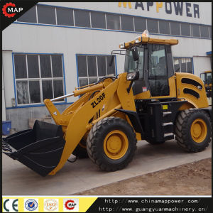 2000kgs MP20 Chinese Zl20f Front End Loader pictures & photos