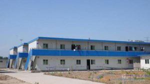 Africa Popular Prefab Prefabricated House Villa Dormitory for Family or Labors pictures & photos