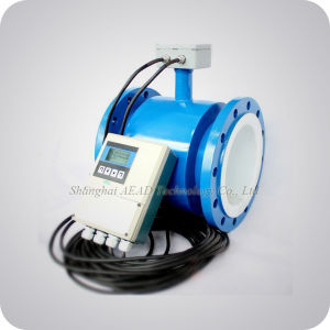 Split Type Electromagnetic Flow Meter (A+E81F) pictures & photos