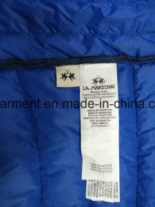 Stock Clothing, Women Down Vest, Cheaper Price Winter Clothes pictures & photos