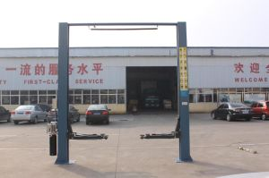 4.2t Two Post Car Elevator Hydraulic Auto Lift with Ce pictures & photos